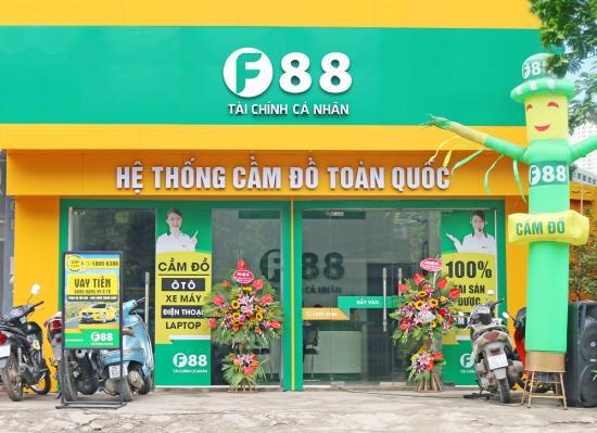 F88 Hướng dẫn vay tiền F88 Online