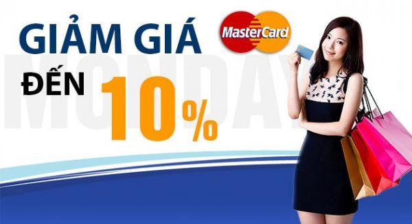 Lazada Giảm đến 10% khi thanh toán bằng thẻ