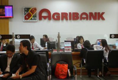 Vay tiêu dùng trả góp Ngân hàng Agribank