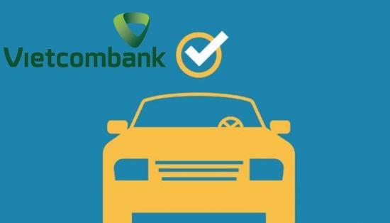 Lãi suất vay mua xe Vietcombank hiện nay