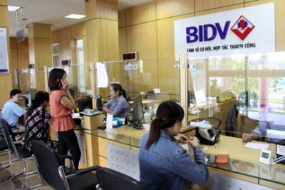 Vay vốn ngân hàng không thế chấp ngân hàng BIDV