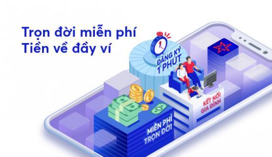 Cài đặt App MBBank cơ hội nhận lên đến 2 tỷ đồng