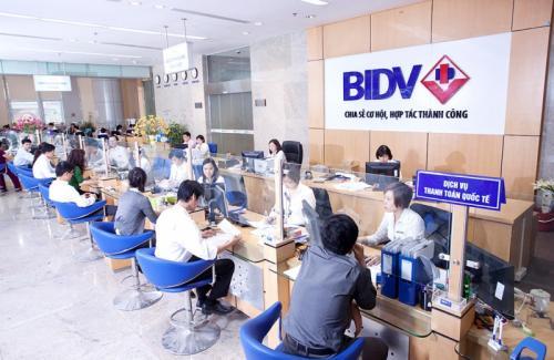 BIDV cho vay cá nhân lãi suất ưu đãi tù 5,5%/năm