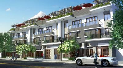 Vietcombank cho vay mua nhà dự án biệt thự liền kề Tasco Xuân Phương