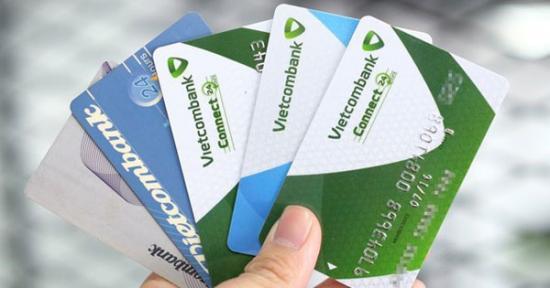Làm thẻ tín dụng Vietcombank online, các loại thẻ tín dụng Vietcombank