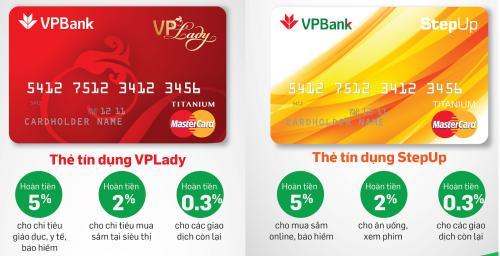 Cách sử dụng thẻ tín dụng VPBank Cách thanh toán