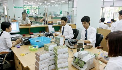 Cách tính lãi suất vay tín chấp ngân hàng Vietcombank