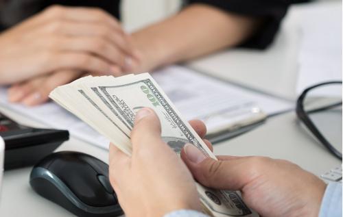 Cách vay tiền ngân hàng không cần thế chấp tài sản