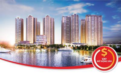 Cho vay mua nhà dự án Goldmark City