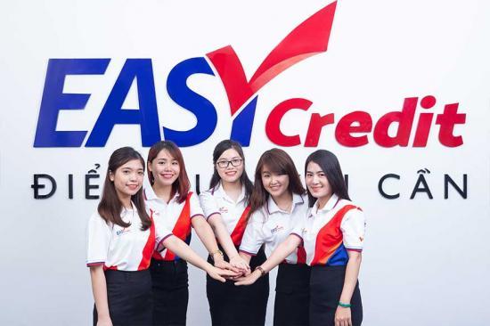 Đăng ký vay Easy Credit