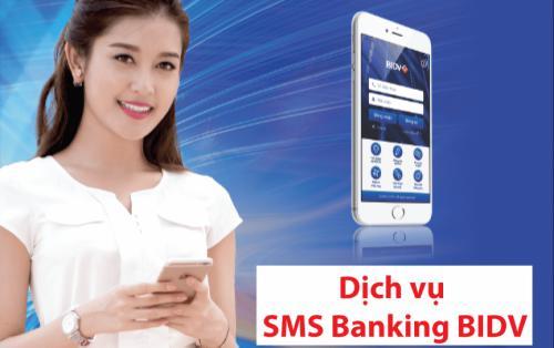 Làm thế nào để đăng ký sử dụng SMS Banking BIDV?