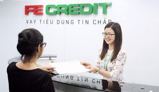 Điều kiện vay tín chấp fe credit