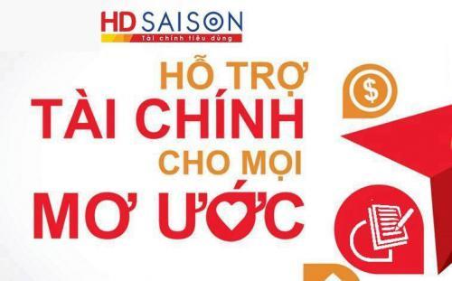 HD SAISON Cho vay tiền mặt dành cho khách hàng mới