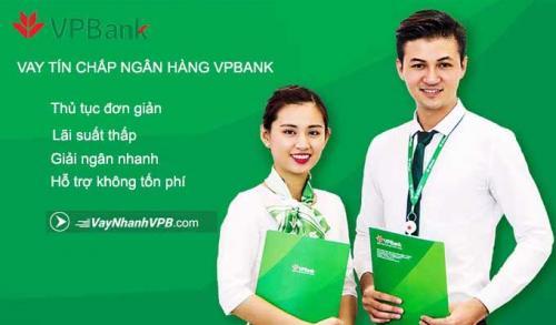 Hồ sơ vay tín chấp VPBank
