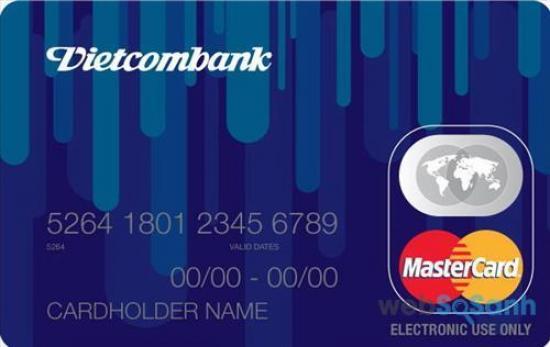 Mở thẻ tín dụng vietcombank trực tuyến