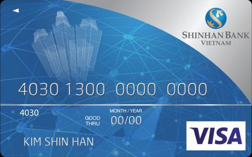 Hướng dẫn mở thẻ tín dụng Shinhan Bank Online
