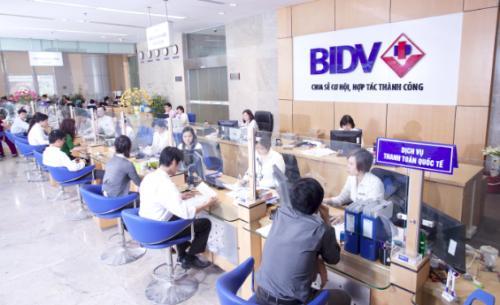 Lãi suất ngân hàng BIDV 2018 mới nhất