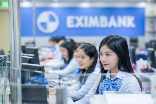 Lãi suất ngân hàng Eximbank 2020