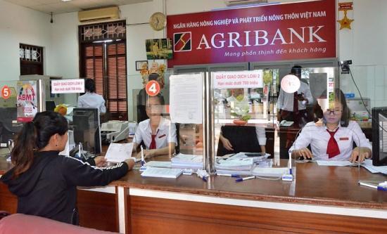 Lãi suất vay ngân hàng Agribank 2019