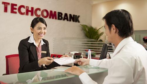 Lãi suất vay cá nhân ngân hàng Techcombank tháng 6/2018