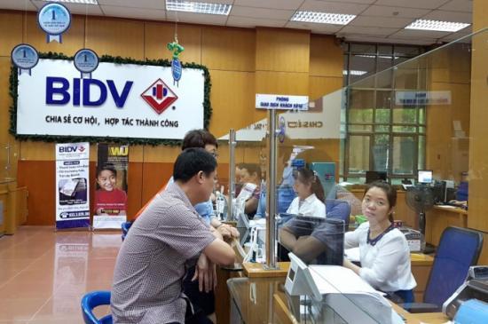 Lãi suất vay thế chấp ngân hàng bidv 2019