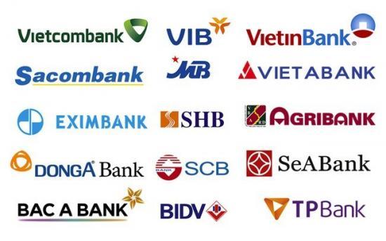 Lãi suất vay ngân hàng 10/2019