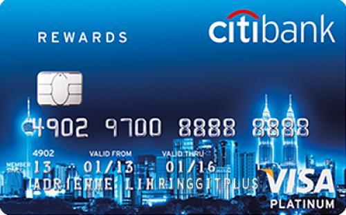 Điều kiện mở thẻ tín dụng citibank