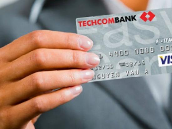 Mở thẻ tín dụng thật dễ dàng cùng Techcombank