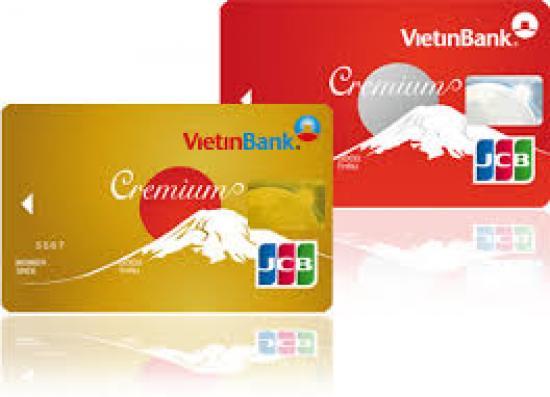 Mở thẻ tín dụng Vietinbank Online