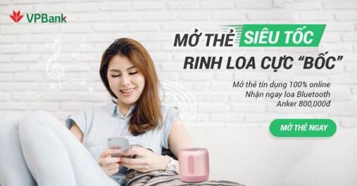 Khuyến mãi mở thẻ tín dụng từ nhiều Ngân hàng Mới Nhất Tháng 4/2018