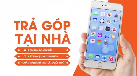 Mua điện thoại trả góp Online