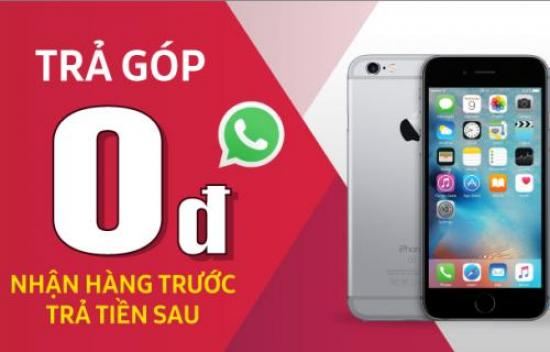 Mua điện thoại trả trước 0 đồng 2020
