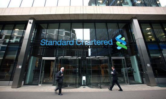 Ngân hàng standard chartered vietnam