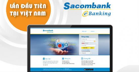 Sacombank online