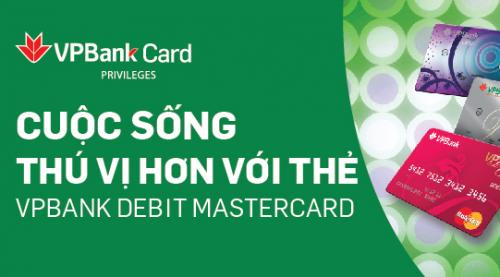 Tận hưởng những trải nghiệm đặc biệt chỉ có ở thẻ Tín dụng VPBank