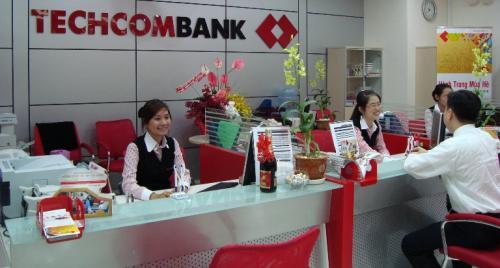 Techcombank Cho vay tiêu dùng tín chấp