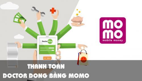 Hướng dẫn thanh toán khoản vay Doctor Đồng