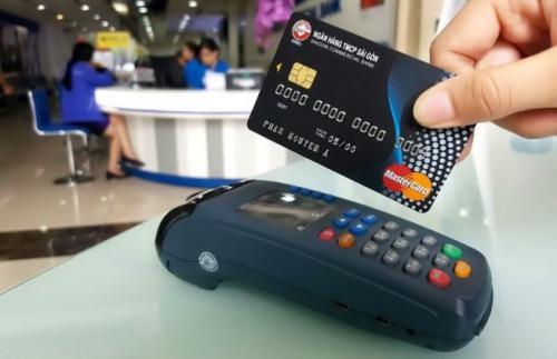 Thẻ tín dụng quốc tế SCB MasterCard