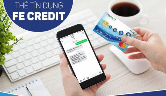 Thẻ tín dụng fe credit lừa đảo?