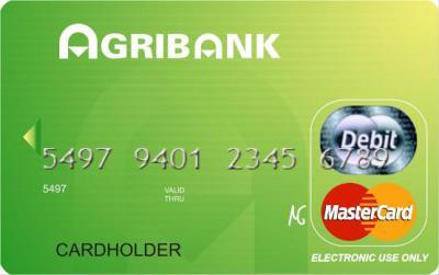 Hàng loạt ưu đãi hấp dẫn dành cho chủ thẻ Agribank Visa, Agribank MasterCard