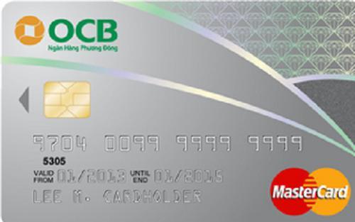 Thẻ tín dụng quốc tế OCB