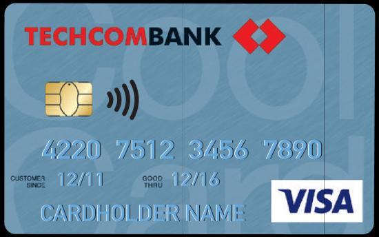 Trả góp qua the tín dụng techcombank