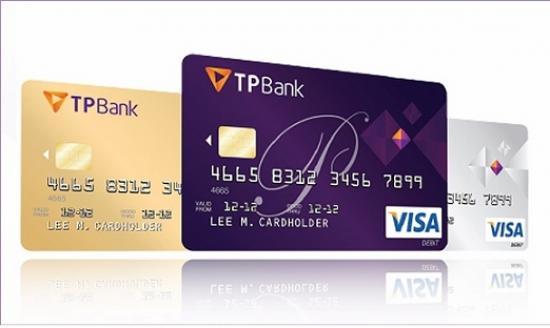 Thẻ tín dụng TPBank, ưu đãi mở thẻ tín dụng TPBank