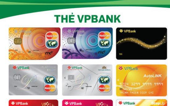 Cách thanh toán thẻ tín dụng VPBank