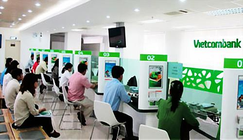 Thủ tục vay ngân hàng Vietcombank