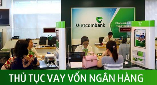Thủ tục vay tiền ngân hàng