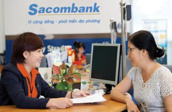 Thủ tục vay tiền ngân hàng Sacombank