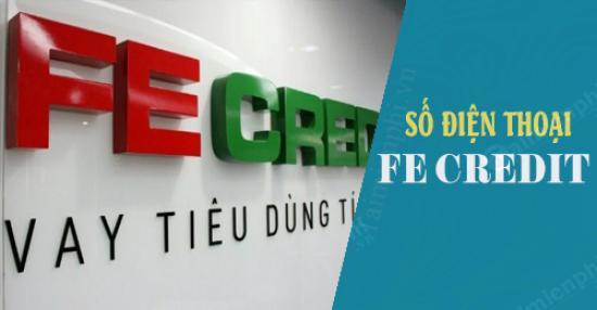 Tổng đài FE Credit