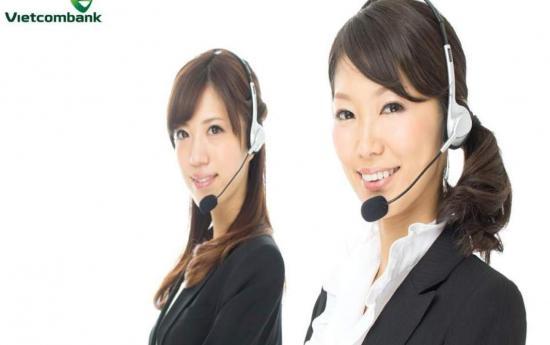 Tổng đài Vietcombank 24/24 - Hotline chăm sóc khách hàng Vietcombank