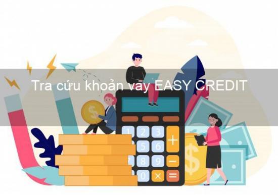 Tra cứu hợp đồng easy credit